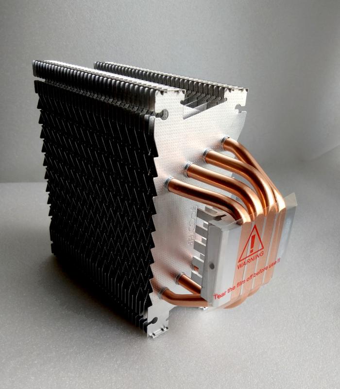 Обзор на Кулер для процессора PCCooler GI-X4B V2 - изображение 11