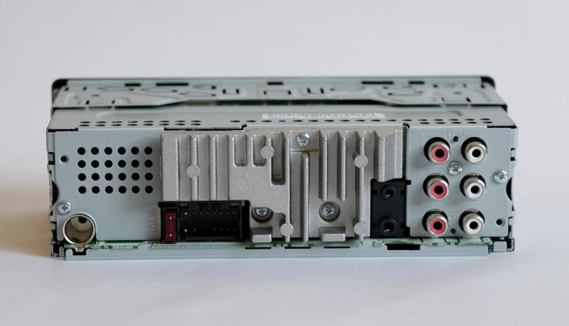 Обзор на Автомагнитола Pioneer MVH-S520BT - изображение 2