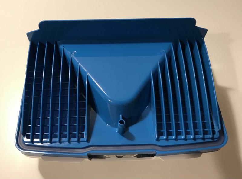 Обзор на Моющий пылесос Thomas DryBox Amfibia Family - изображение 22