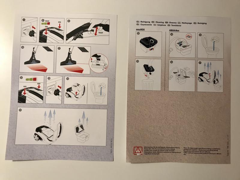 Обзор на Моющий пылесос Thomas DryBox Amfibia Family - изображение 28