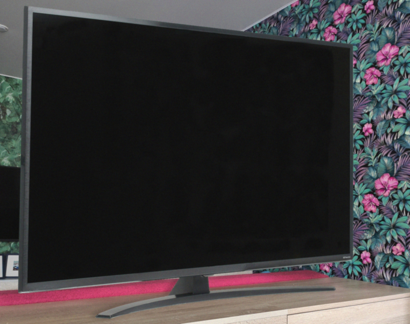 Обзор на Телевизор LG 50NANO796NF, NanoCell, 4K Ultra HD, титан - изображение 1
