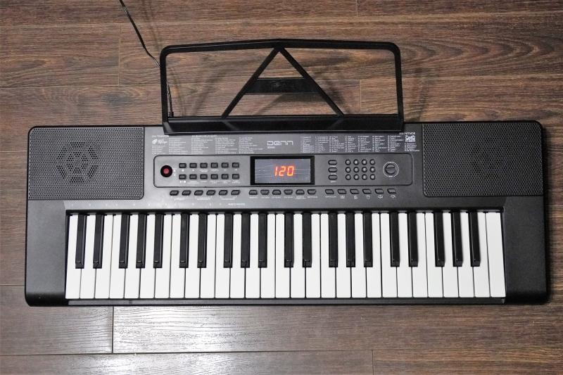 Обзор на Синтезатор DENN DEK494 49 клавиш - изображение 1