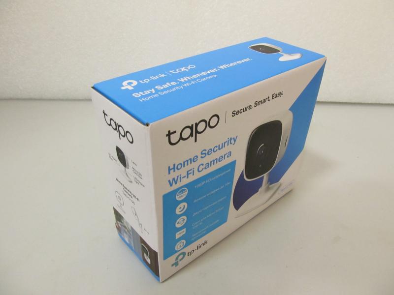 Обзор на IP-камера TP-Link Tapo C100 - изображение 2