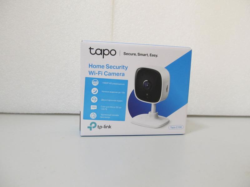 Обзор на IP-камера TP-Link Tapo C100 - изображение 3