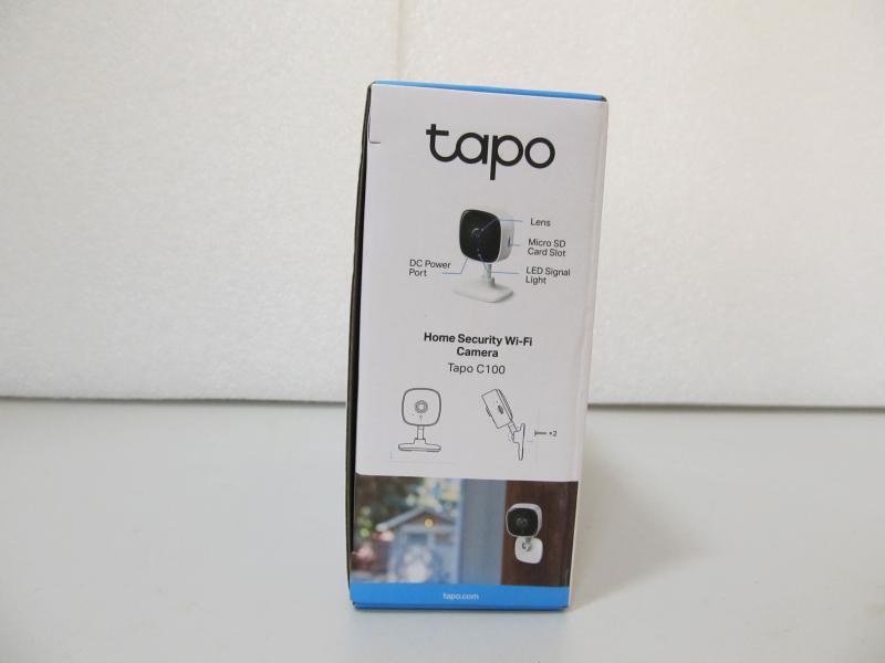 Обзор на IP-камера TP-Link Tapo C100 - изображение 6