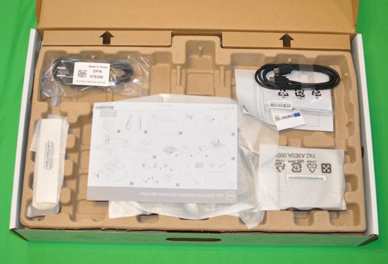 Обзор на Монитор Dell S2721HN 27