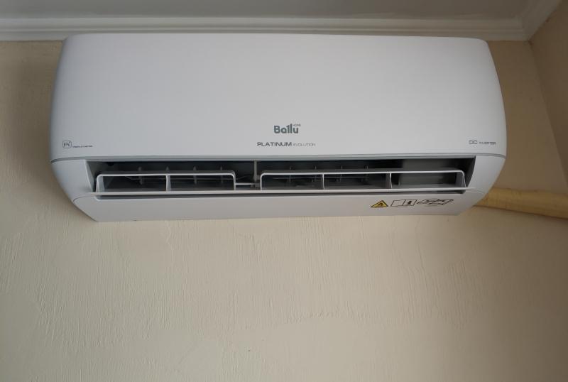 Обзор на Сплит-система Ballu BSUI-12HN8 Серия Platinum Evolution DC inverter Wi-Fi - изображение 7