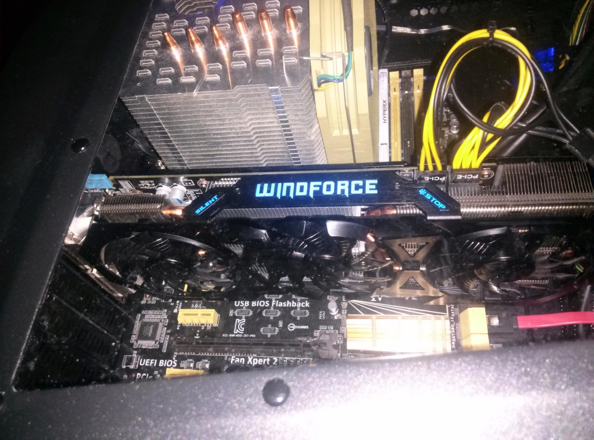 Обзор от покупателя на Видеокарта GIGABYTE GeForce GTX 960