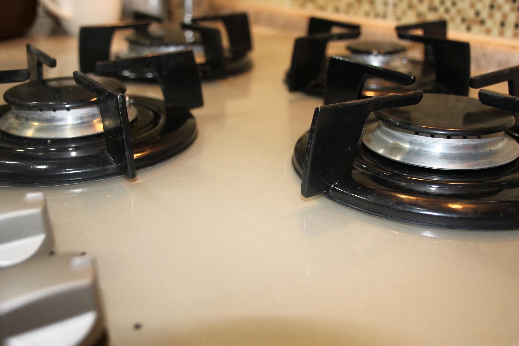 Разборка газовой плиты своими руками