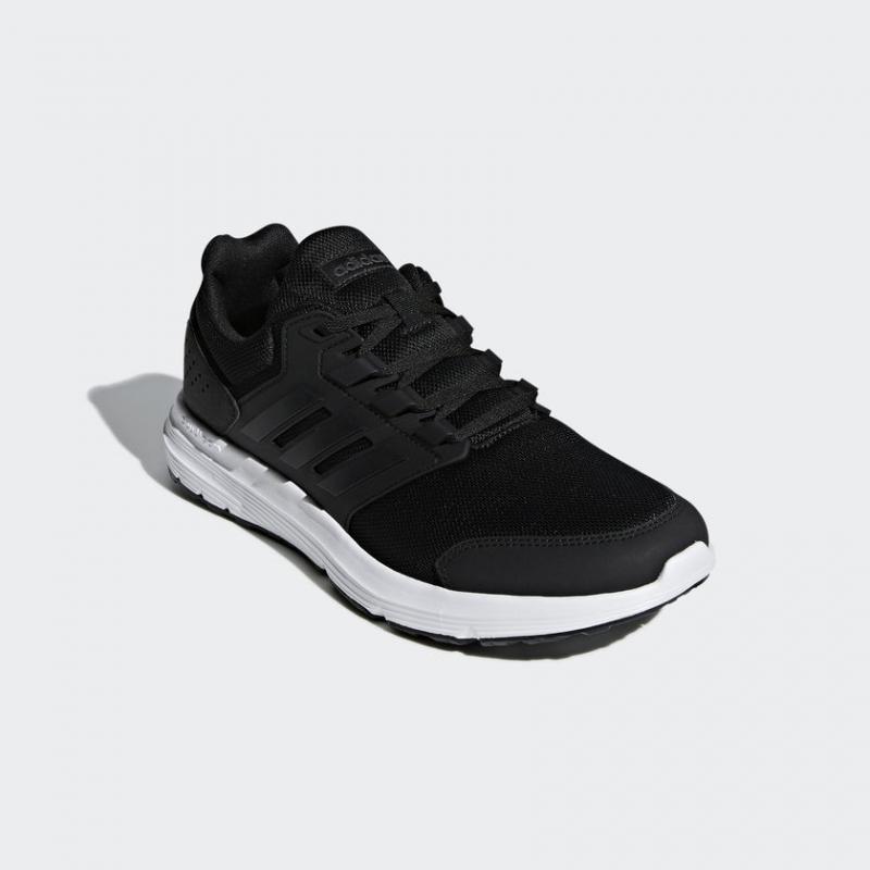 3f75353e Кроссовки ADIDAS GALAXY 4 F36163 мужские, цвет черный, размер 42  Изображение 1 - купить