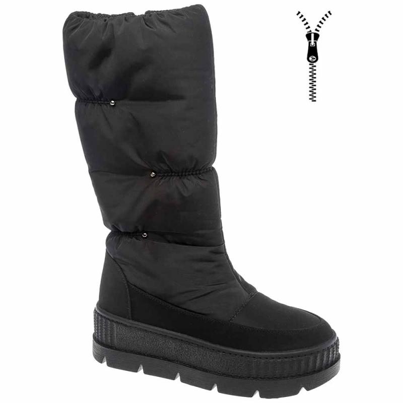 Сапоги BETSY 998344/06-01 для девочки, цвет черный, размер 37 — купить в интернет-магазине ОНЛАЙН ТРЕЙД.РУ