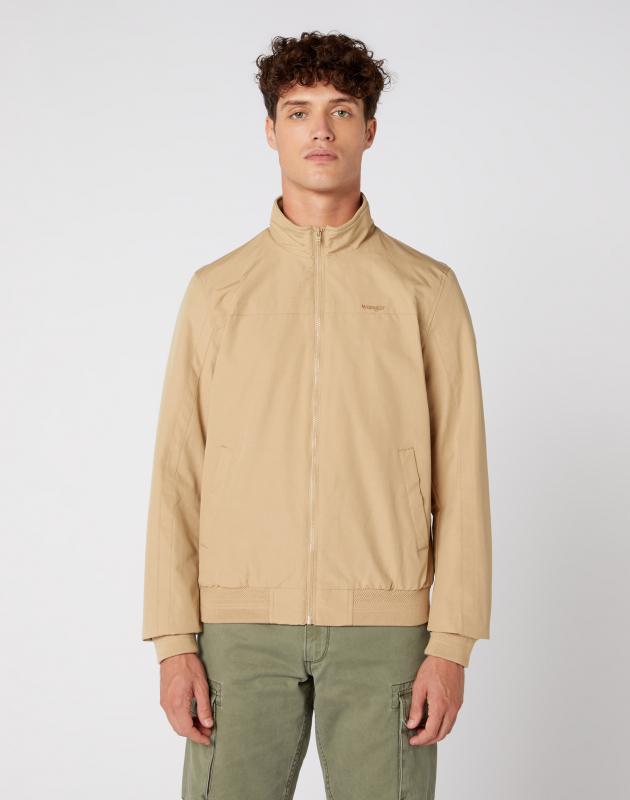 Куртка WRANGLER W4C0YC58N мужская, цвет бежевый, размер M W4C0YC58N/M - купить по выгодной цене в интернет-магазине ОНЛАЙН ТРЕЙД.РУ Санкт-Петербург
