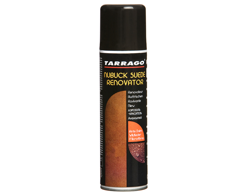 Аэрозоль-краситель TARRAGO Nubuck Suede Renovator TCS19 для замши, цвет фуксия, 250мл. — купить в интернет-магазине ОНЛАЙН ТРЕЙД.РУ