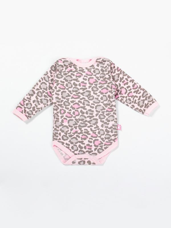 Боди КотМарКот 9190679 Леопардики для девочки, цвет мультиколор, размер 62 — купить в интернет-магазине ОНЛАЙН ТРЕЙД.РУ