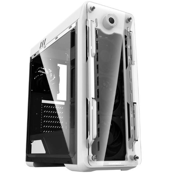 Корпус GameMax OPTICAL MFG.G510 WT без БП (ATX, Белый) (Уценка) — купить в интернет-магазине ОНЛАЙН ТРЕЙД.РУ