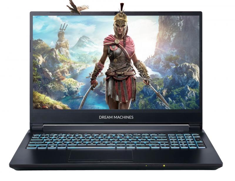 Игровой ноутбук Dream Machines G1660Ti-15RU57 (G1660Ti-15RU57) — купить в интернет-магазине ОНЛАЙН ТРЕЙД.РУ