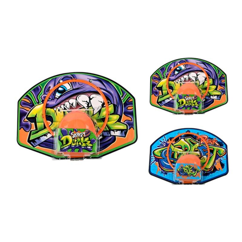 Игровой набор 1TOY Т20094 Баскетбольный щит с кольцом 34*25*3 мяч 14 см- купить по выгодной цене в интернет-магазине ОНЛАЙН ТРЕЙД.РУ Тюмень
