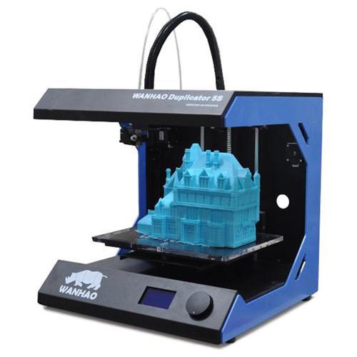3D принтер Wanhao Duplicator 5S Mini Wanhao B05MINI - низкая цена, доставка или самовывоз по Краснодару. 3D принтер Wanhao Duplicator 5S Mini купить в интернет магазине ОНЛАЙН ТРЕЙД.РУ