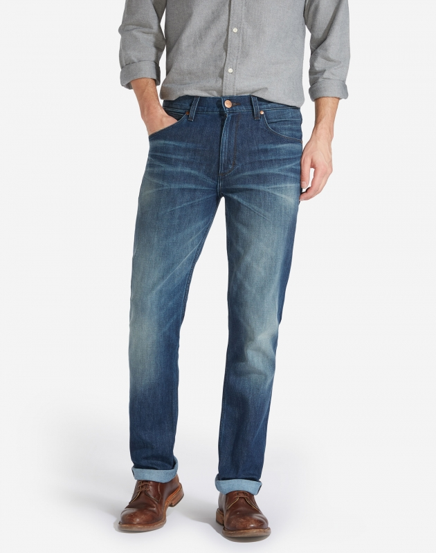 джинсы вранглер