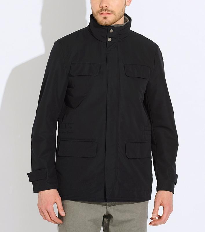 9c93d372d78e Куртка GEOX M6220HT0351F4300 мужская, цвет темно-синий, рус. размер 48  Изображение 1