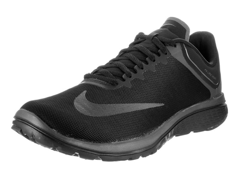 c3d9fe11f305 Кроссовки Nike Men s FS Lite Run 4 852435-003 мужские, цвет черный, рус