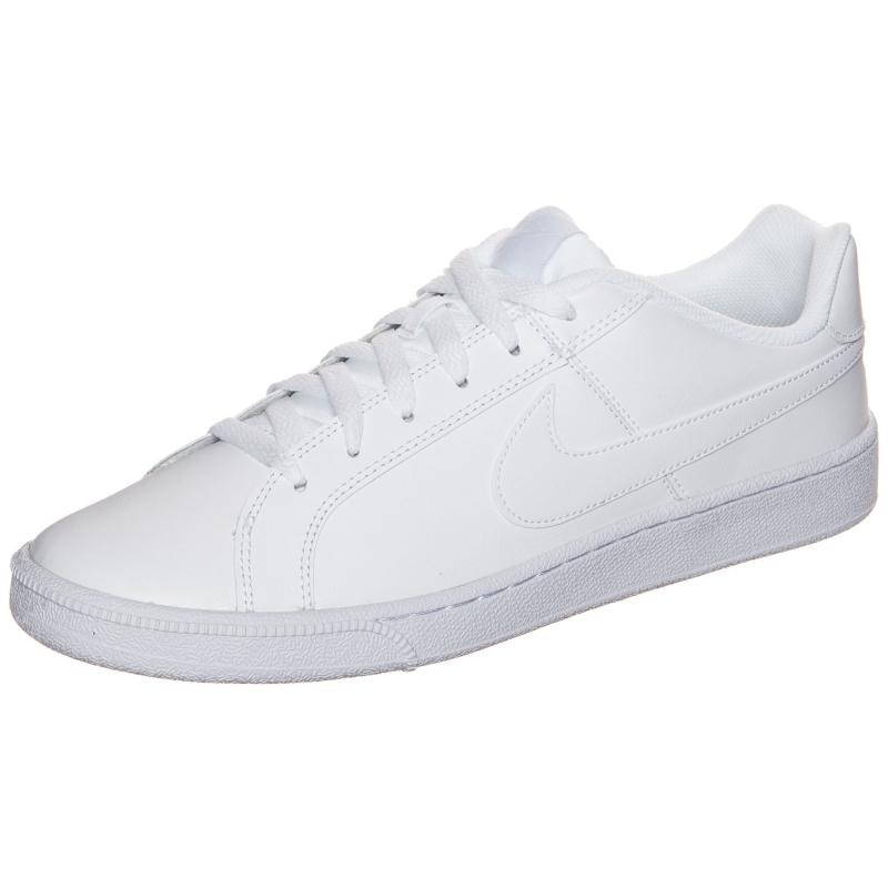 8d2db8a1 Кроссовки Nike COURT ROYALE 749747-111 мужские, цвет белый, рус. размер 43.5