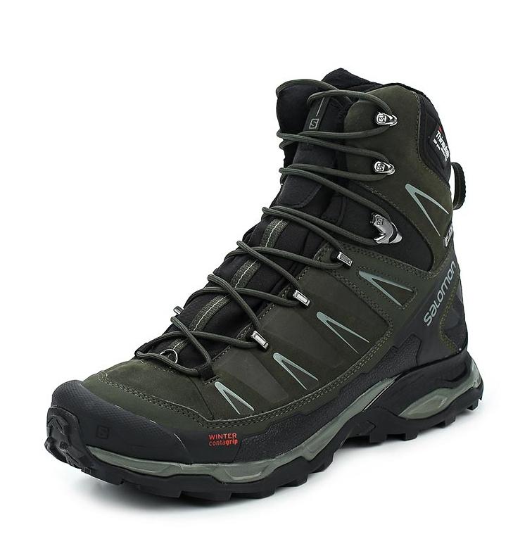 Ботинки Salomon X ULTRA WINTER CS WP L39850300 мужские 4ac54295fcaa0