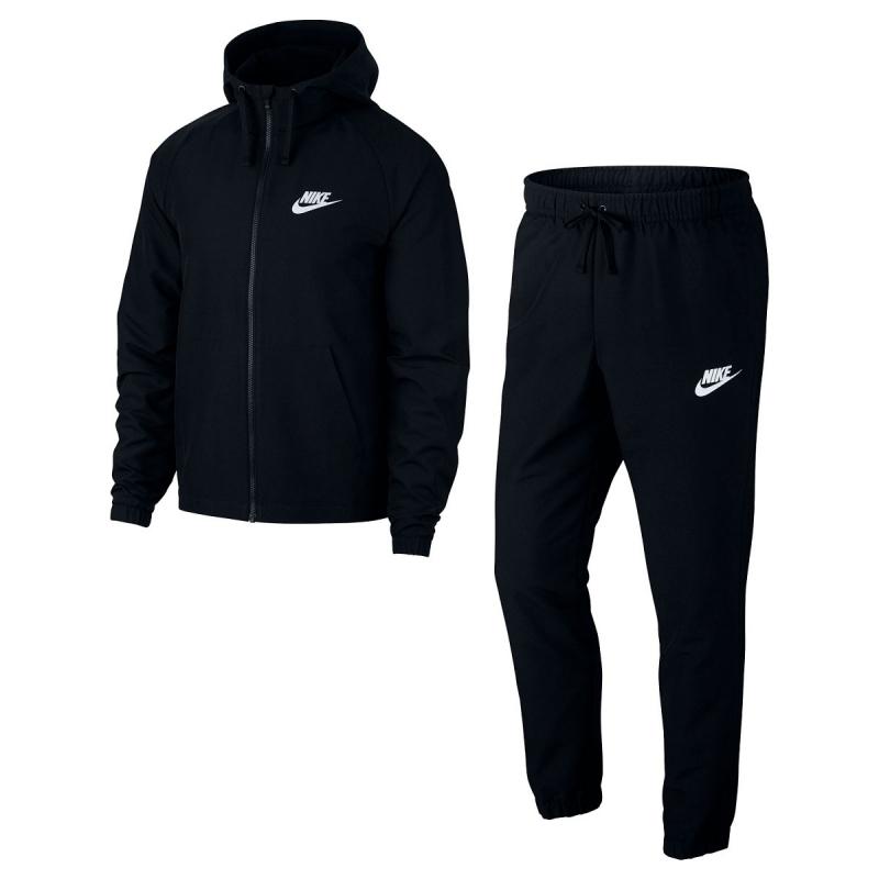 e9dafe5e Спортивный костюм NIKE 861772-013 NSW TRK SUIT мужской, цвет черный ...