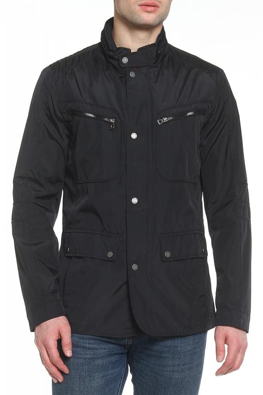 5f352f2bd7cc Куртка GEOX M7221WT0706F9000 мужская, цвет черный, рус.размер 52  Изображение 1 - купить
