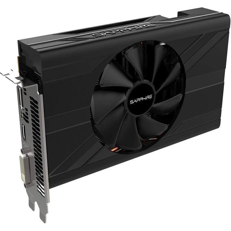 Видеокарта Sapphire Radeon PULSE ITX RX 570 1244Mhz PCI-E ...