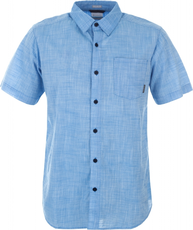 abacfcf5e72d3e5 Рубашка кор. рукав Columbia 1715221-475 Under Exposure™ YD Short ...