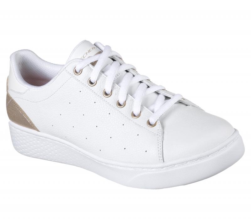 d7adc65e6 Кеды Skechers 12870-WGD женские, цвет белый, рус. размер 38,5 ...