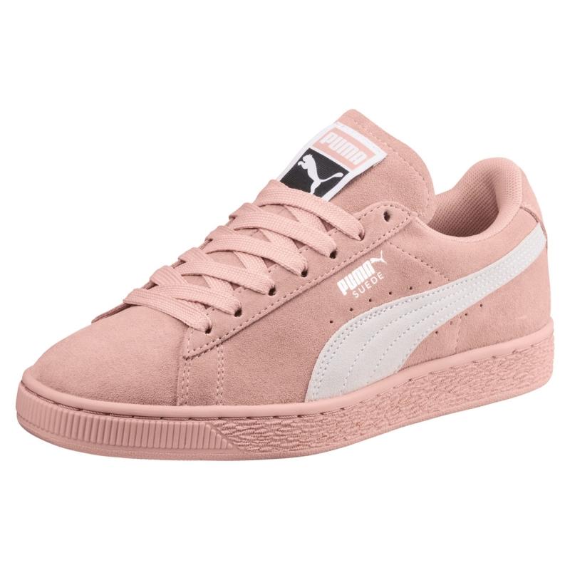 c1403802 Кроссовки PUMA 35546267 Suede Classic женские, цвет розовый, размер 38  Изображение 1 - купить