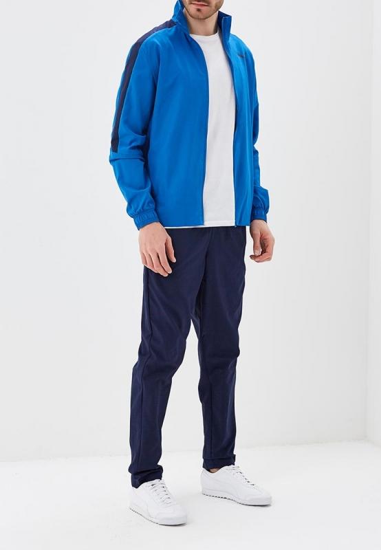 a730721e35d8 Спортивный костюм PUMA 85074090 Classic Woven Suit Op мужской, цвет синий,  размер 52-