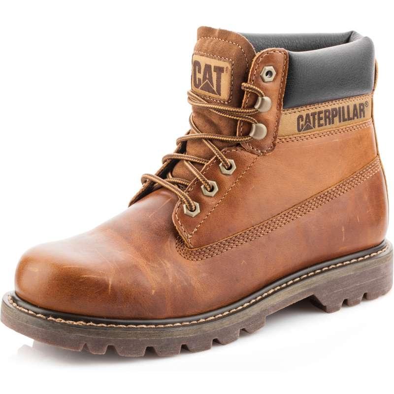 3394eb21b Ботинки Caterpillar 720263 COLORADO мужские, цвет светло-коричневый, размер  45 Изображение 1 -