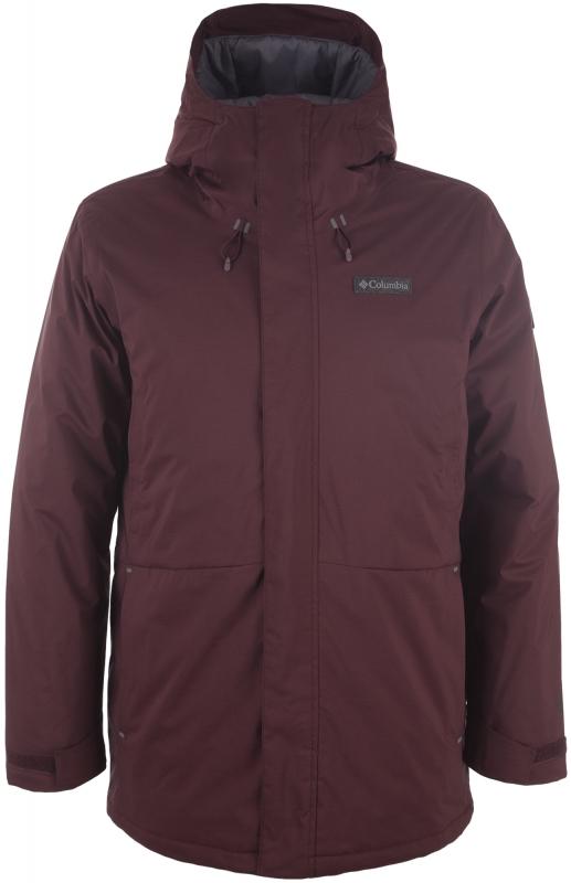 Куртка утепленная Columbia 1798832 Northbounder TurboDown™ Parka мужская,  цвет красный, размер 48- 02c85a85779