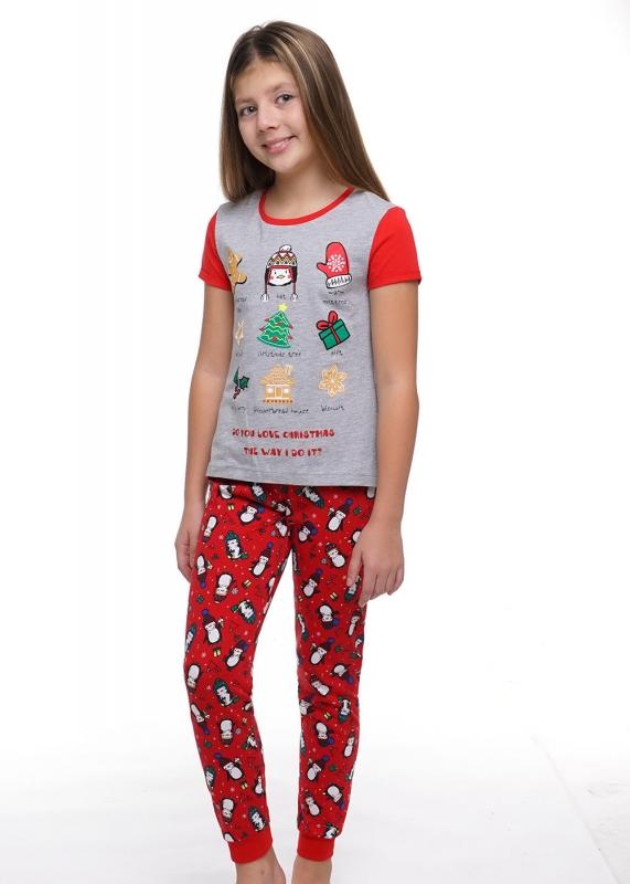 Пижама CLEVER WEAR 783518 27коп для девочки a7bc076d5c1a5