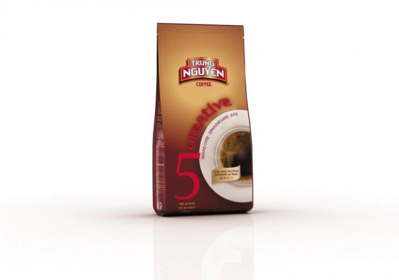 Кофе молотый Trung Nguyen молотый Креатив №5, 250гр 8935024142066 - купить по низкой цене в интернет-магазине ОНЛАЙН ТРЕЙД.РУ Казани