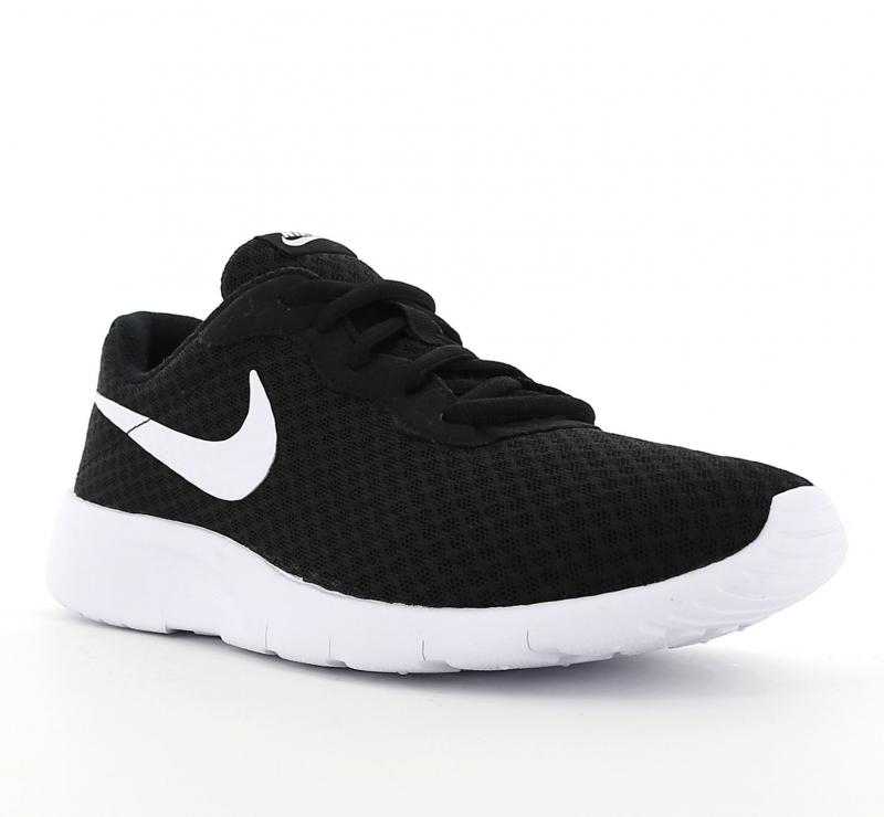1f40da39 Кроссовки Nike TANJUN BG 818381-011 для мальчика, цвет чёрный, рус. размер