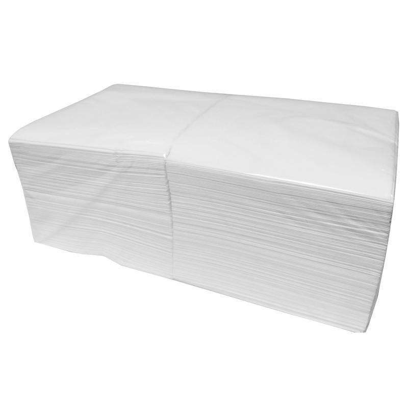 Салфетки бумажные 33x33 см белые 3-слойные 200 штук в упаковке — купить в интернет-магазине ОНЛАЙН ТРЕЙД.РУ