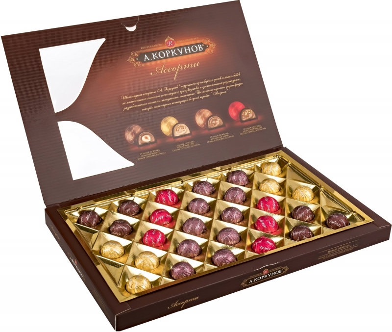 Самая большая коробка конфет в мире фото рекомендациям специалистов