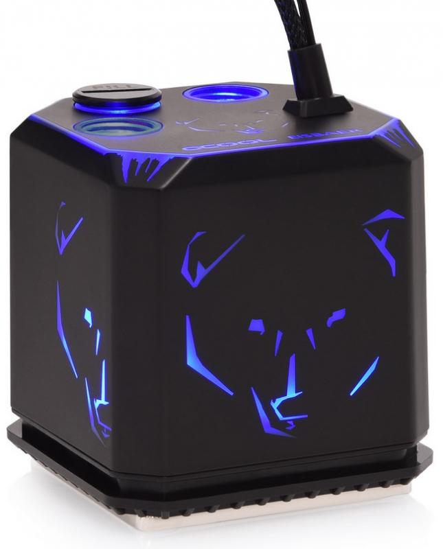 Помпа для СВО Alphacool Eisbaer Aurora (Solo) - RGB 12960/1017383 — купить в интернет-магазине ОНЛАЙН ТРЕЙД.РУ