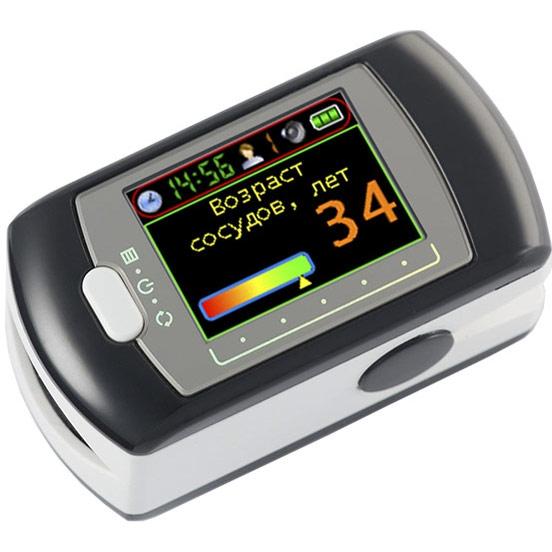 Пульсоксиметр + Сканер сосудов АнгиоСкан-01 тип 01П — купить в интернет-магазине ОНЛАЙН ТРЕЙД.РУ