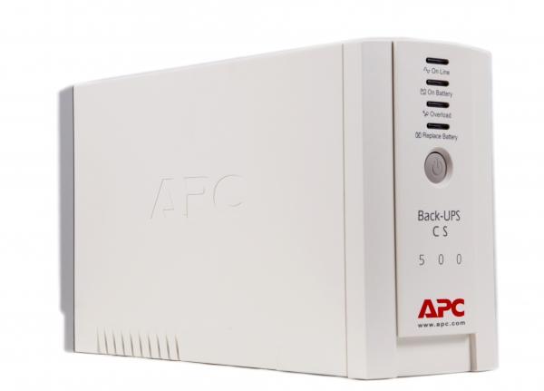 схема apc back-ups cs 500
