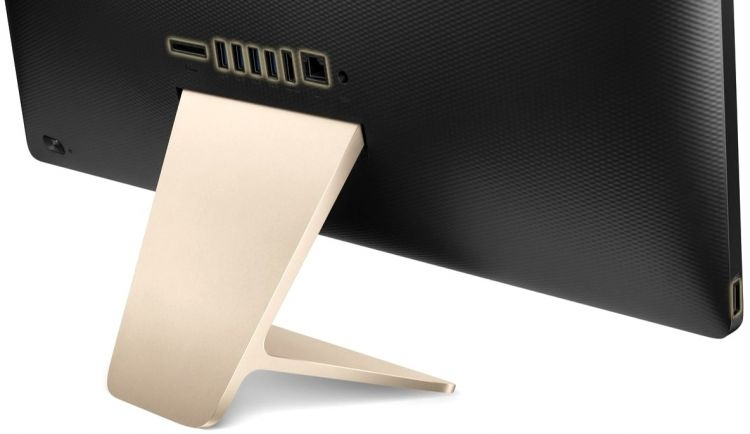 Image result for Seamless, effortless Vivo AiO V221's simple yet elegant integrated stand is sculpted from a single piece of aluminum. It's designed for complete stability and a graceful appearance, with a shape based on the Chinese character 人 , for 'human'. The perfectly balanced hinge keeps Vivo AiO V221's screen firmly in place, while allowing you to tilt it effortlessly to the most comfortable angle.