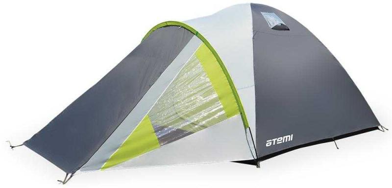 Палатка ATEMI ENISEY 4 CX, Ripstop- купить по выгодной цене в интернет-магазине ОНЛАЙН ТРЕЙД.РУ Санкт-Петербург