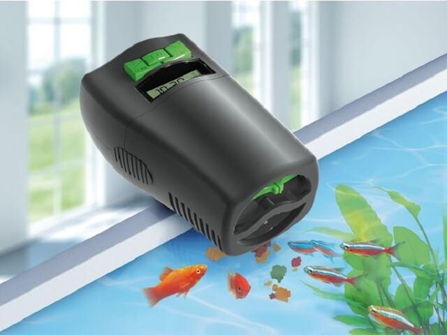3a23f6506f1e Автокормушка Tetra myFeeder для аквариумов, черный Изображение 1 - купить в интернет  магазине с доставкой