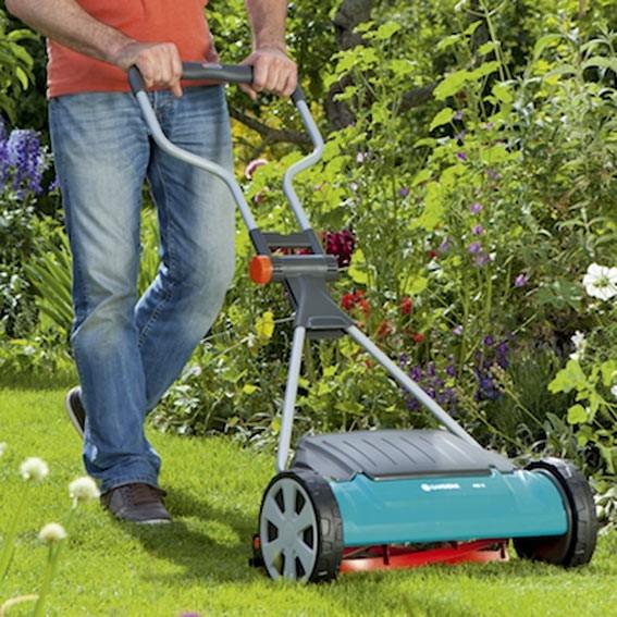 газонокосилка механическая Gardena 400