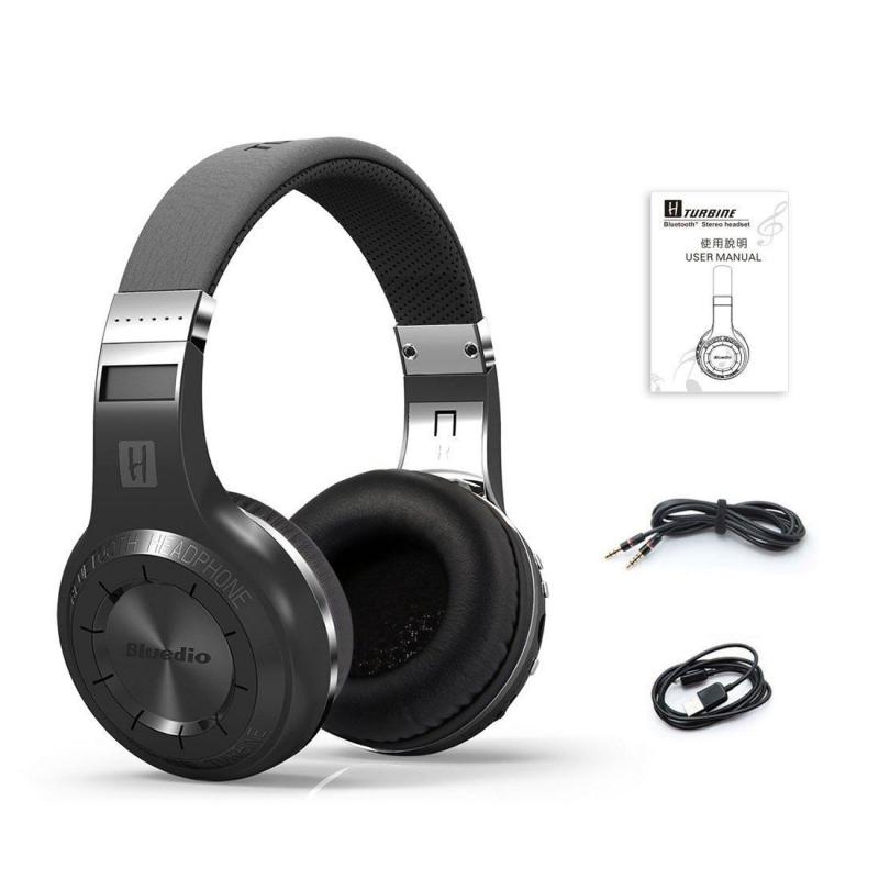 беспроводные наушники с микрофоном Bluedio Ht купить в интернет