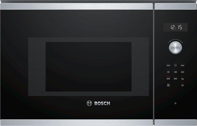 Микроволновая печь встраиваемая Bosch BFL524MS0- купить по выгодной цене в интернет-магазине ОНЛАЙН ТРЕЙД.РУ Санкт-Петербург
